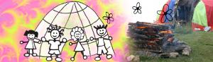 schamanische Schwitzhütte für Kinder